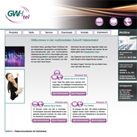 GWHtel Corporate Launch